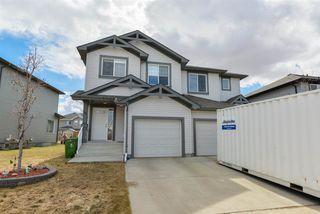 Main Photo: 5 Caragana Way: Fort Saskatchewan House Half Duplex for sale : MLS®# E4152682