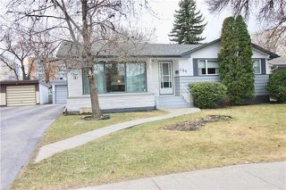 Photo 1: 186 Cheriton Avenue in Winnipeg: Fraser's Grove Residential for sale (3C)  : MLS®# 1910738
