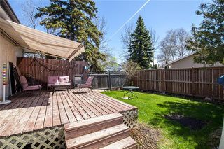 Photo 16: 136 Westwood Drive in Winnipeg: Westwood Residential for sale (5G)  : MLS®# 1911911