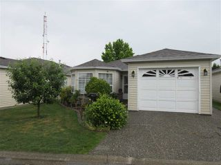 """Photo 1: 8 8500 YOUNG Road in Chilliwack: Chilliwack W Young-Well House for sale in """"Cottage Grove"""" : MLS®# R2377255"""