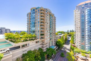 "Photo 10: 904 719 PRINCESS Street in New Westminster: Uptown NW Condo for sale in ""Stirling Place"" : MLS®# R2380335"