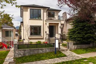Photo 1: 2537 E 8TH Avenue in Vancouver: Renfrew VE House for sale (Vancouver East)  : MLS®# R2381824