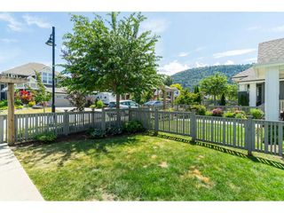 "Photo 19: 14 5469 CHINOOK Street in Sardis: Vedder S Watson-Promontory Townhouse for sale in ""RIVERWALK"" : MLS®# R2383864"
