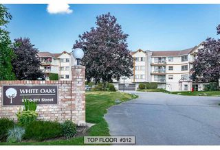 "Main Photo: 312 5710 201 Street in Langley: Langley City Condo for sale in ""WHITE OAKS"" : MLS®# R2387162"