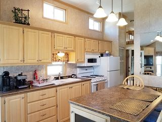 "Photo 4: 28 14600 MORRIS VALLEY Road in Mission: Lake Errock Manufactured Home for sale in ""TAPADERA ESTATES"" : MLS®# R2387825"