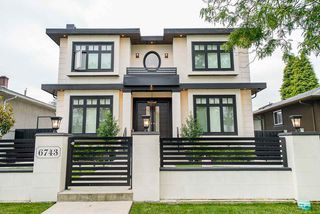 Main Photo: 6743 STRATHMORE Avenue in Burnaby: Highgate House for sale (Burnaby South)  : MLS®# R2397039