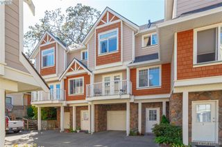 Photo 1: 3 2921 Cook St in VICTORIA: Vi Mayfair Row/Townhouse for sale (Victoria)  : MLS®# 823838