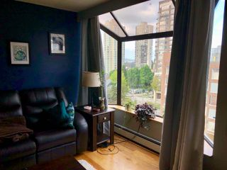 Photo 6: 810 1333 HORNBY Street in Vancouver: Downtown VW Condo for sale (Vancouver West)  : MLS®# R2421505