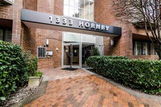 Photo 17: 810 1333 HORNBY Street in Vancouver: Downtown VW Condo for sale (Vancouver West)  : MLS®# R2421505
