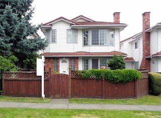 Main Photo: 8386 OSLER Street in Vancouver: Marpole House 1/2 Duplex for sale (Vancouver West)  : MLS®# R2479190