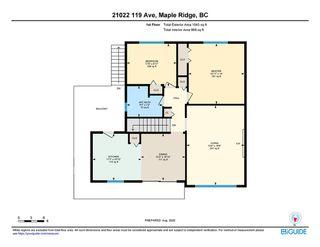 Photo 36: 21022 119 Avenue in Maple Ridge: Southwest Maple Ridge House for sale : MLS®# R2482624