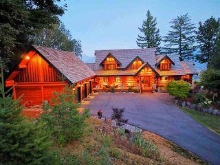 "Main Photo: 8400 GRAND VIEW Drive in Chilliwack: Chilliwack Mountain House for sale in ""Chilliwack Mountain"" : MLS®# R2483464"