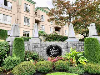 "Photo 1: 311 8560 GENERAL CURRIE Road in Richmond: Brighouse South Condo for sale in ""Queen's Gate"" : MLS®# R2511256"