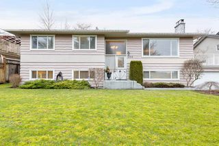 Photo 1: 1123 THOMAS Avenue in Coquitlam: Maillardville House for sale : MLS®# R2528247
