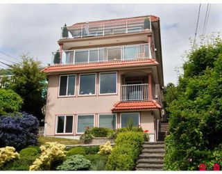Photo 1: 15287 VICTORIA AV in White Rock: House for sale : MLS®# F2818793