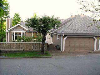 Main Photo: 10 1140 FALCON Drive in Coquitlam: Eagle Ridge CQ Condo for sale : MLS®# V868202
