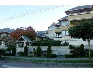 Photo 1: 106 1870 W 6TH AV in Vancouver: Kitsilano Condo for sale (Vancouver West)  : MLS®# V585619