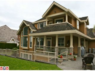 Photo 2: 3733 DEVONSHIRE Drive in Surrey: Morgan Creek House for sale (South Surrey White Rock)  : MLS®# F1214686