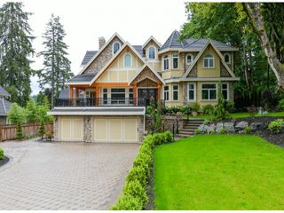 "Photo 1: 14072 32A Avenue in Surrey: Elgin Chantrell House for sale in ""The Estates at Elgin Creek"" (South Surrey White Rock)  : MLS®# F1325415"