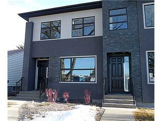 Photo 1: 3022 29 Street SW in CALGARY: Killarney_Glengarry Residential Attached for sale (Calgary)  : MLS®# C3599839