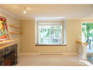 """Photo 4: 63 7488 SOUTHWYNDE Avenue in Burnaby: South Slope Townhouse for sale in """"LEDGESTONE1"""" (Burnaby South)  : MLS®# V1068686"""