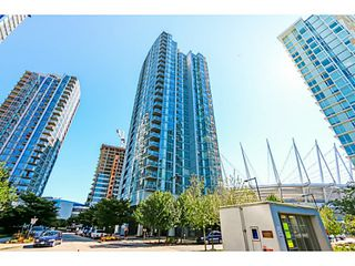 Photo 1: 1707 668 CITADEL PARADE in Vancouver: Downtown VW Condo for sale (Vancouver West)  : MLS®# V1084469