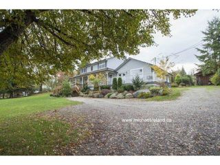 Photo 1: 17318 32ND Avenue in Surrey: Grandview Surrey House for sale (South Surrey White Rock)  : MLS®# F1425731