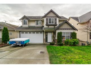 Photo 1: 35524 ALLISON Court in Abbotsford: Abbotsford East House for sale : MLS®# F1431752