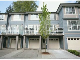 Photo 1: 65 15405 31ST Avenue in Surrey: King George Corridor Townhouse for sale (South Surrey White Rock)  : MLS®# F1434194