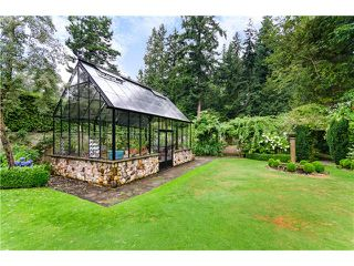 "Photo 19: 2163 179TH Street in Surrey: Hazelmere House for sale in ""REDWOOD PARK"" (South Surrey White Rock)  : MLS®# F1438151"