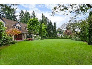 "Photo 2: 2163 179TH Street in Surrey: Hazelmere House for sale in ""REDWOOD PARK"" (South Surrey White Rock)  : MLS®# F1438151"
