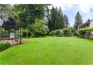 "Photo 20: 2163 179TH Street in Surrey: Hazelmere House for sale in ""REDWOOD PARK"" (South Surrey White Rock)  : MLS®# F1438151"