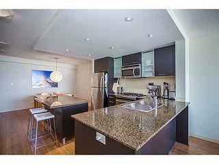 Photo 4: 1501 3333 CORVETTE Street in Richmond: West Cambie Condo for sale : MLS®# V1126012