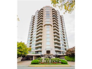 "Photo 1: 1505 1065 QUAYSIDE Drive in New Westminster: Quay Condo for sale in ""QUAYSIDE TOWER II"" : MLS®# V1128596"
