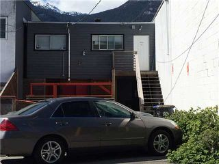 Photo 2: 38024 Cleveland AVE in : Downtown SQ Commercial for sale (Squamish)  : MLS®# C8000977