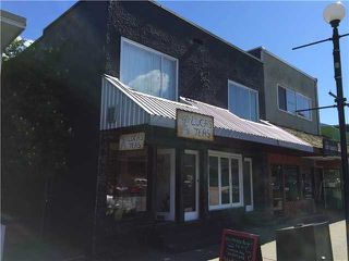 Photo 1: 38024 Cleveland AVE in : Downtown SQ Commercial for sale (Squamish)  : MLS®# C8000977