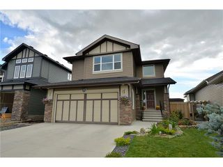 Photo 2: 35 JUMPING POUND Terrace: Cochrane House for sale : MLS®# C4031743