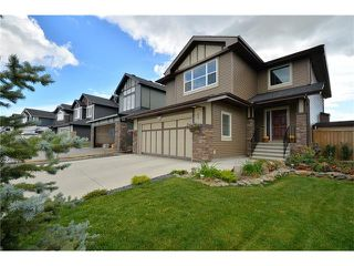 Photo 1: 35 JUMPING POUND Terrace: Cochrane House for sale : MLS®# C4031743