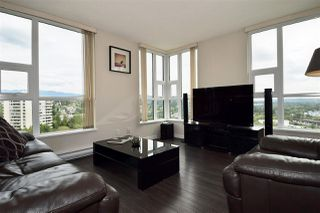 "Photo 5: 1901 2200 DOUGLAS Road in Burnaby: Brentwood Park Condo for sale in ""AFFINITY"" (Burnaby North)  : MLS®# R2002231"