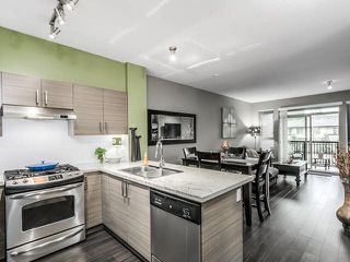 """Photo 8: 217 1153 KENSAL Place in Coquitlam: New Horizons Condo for sale in """"ROYCROFT"""" : MLS®# R2010380"""