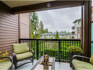 """Photo 15: 217 1153 KENSAL Place in Coquitlam: New Horizons Condo for sale in """"ROYCROFT"""" : MLS®# R2010380"""