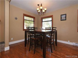 Photo 5: 6973 Wallace Dr in BRENTWOOD BAY: CS Brentwood Bay House for sale (Central Saanich)  : MLS®# 715468