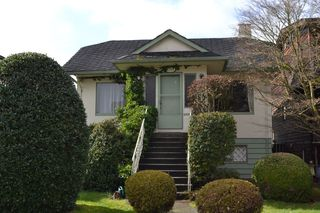 Main Photo: 2757 WATERLOO Street in Vancouver: Kitsilano House for sale (Vancouver West)  : MLS®# R2039421