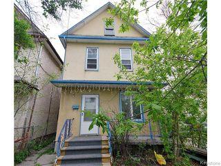 Photo 1: 477 Bannatyne Avenue in Winnipeg: Central Winnipeg Residential for sale : MLS®# 1612289