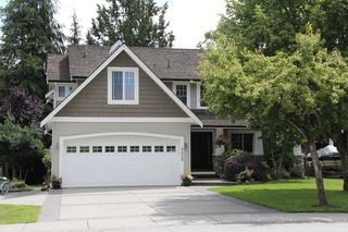 "Photo 1: 4428 211B Street in Langley: Brookswood Langley House for sale in ""Cedar Ridge"" : MLS®# R2081755"