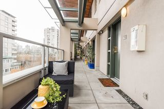 "Photo 14: PH1 1688 ROBSON Street in Vancouver: West End VW Condo for sale in ""Pacific Robson Palais"" (Vancouver West)  : MLS®# R2123676"