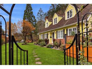 Photo 1: 1208 Tatlow Rd in NORTH SAANICH: NS Lands End House for sale (North Saanich)  : MLS®# 752675