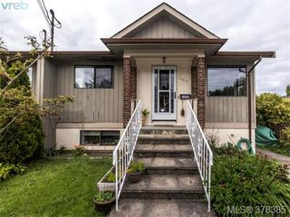 Photo 1: 1466 Denman St in VICTORIA: Vi Fernwood Half Duplex for sale (Victoria)  : MLS®# 759805