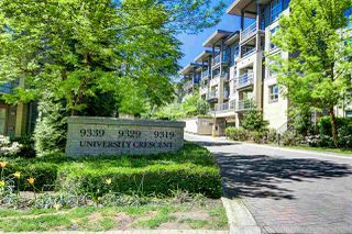 "Photo 16: 205 9319 UNIVERSITY Crescent in Burnaby: Simon Fraser Univer. Condo for sale in ""Harmony"" (Burnaby North)  : MLS®# R2170783"