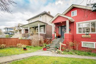 Photo 2: 1229 E 20TH AVENUE in Vancouver: Knight House for sale (Vancouver East)  : MLS®# R2154315